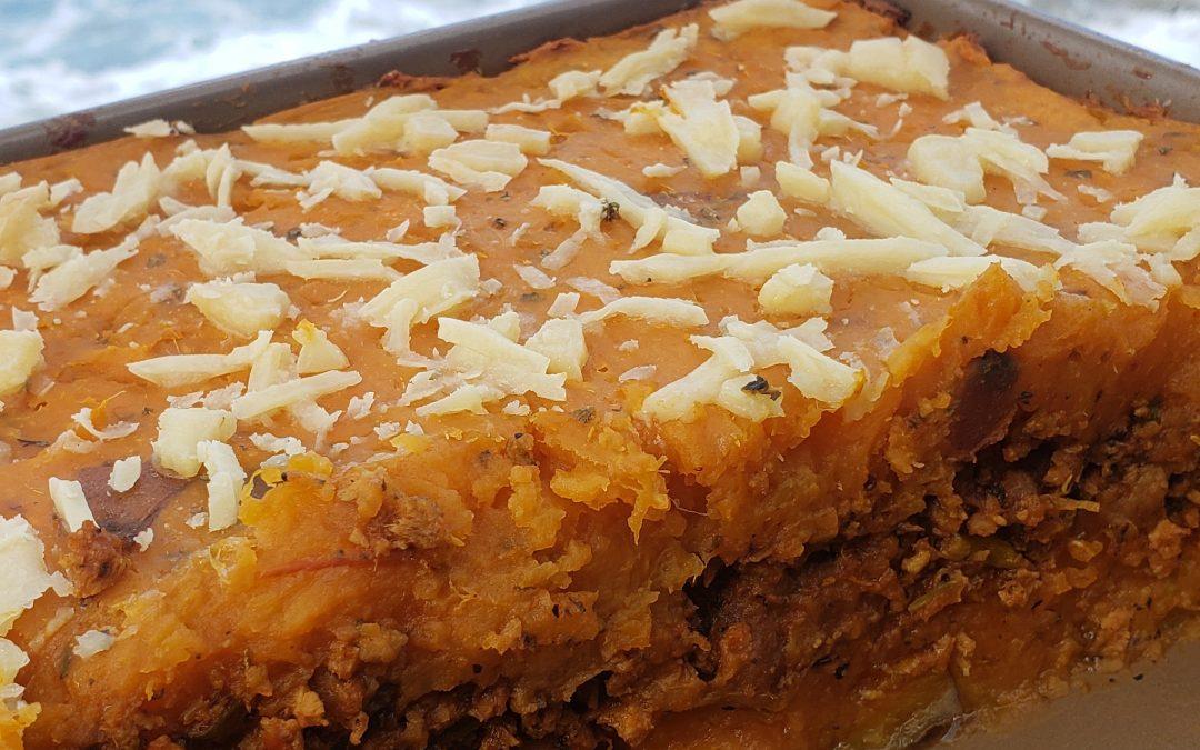 Pastelón de Batata Mameya